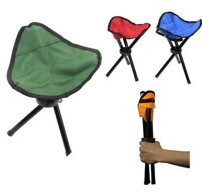 Piso Camping Plegable tres patas