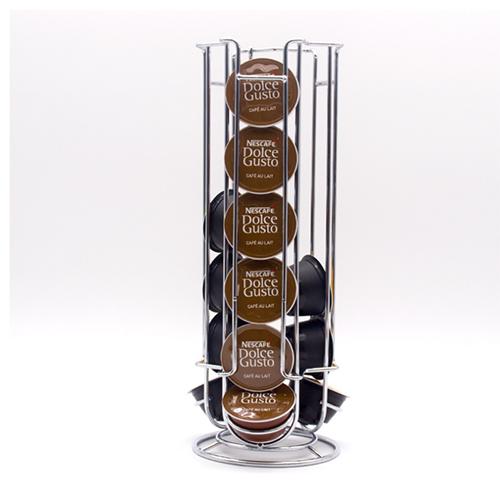 porta capsula cafe dulce gusto para 24 unidades