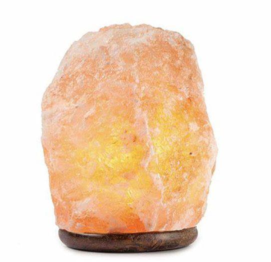 Lampara Del Himalaya Decoracion Del Lampara Piedra Piedra Himalaya Decoracion Piedra Del Lampara ARj54L