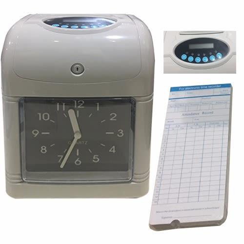 Tarjeta Asistencia100 Y Reloj Control De Acceso TlF1Jc3K