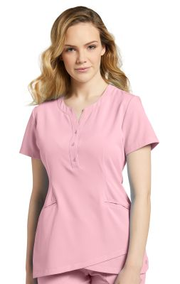 TOP 784 MARVELLA BOTON ROSA BLUSH