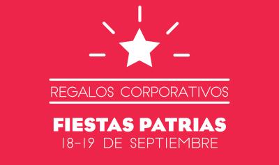 Regalos Corporativos Fiestas Patrias