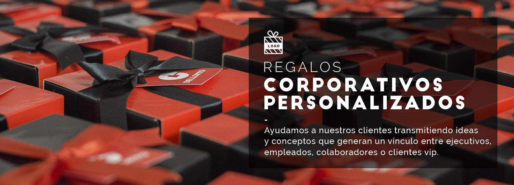- REGALOS CORPORATIVOS PERSONALIZADOS -