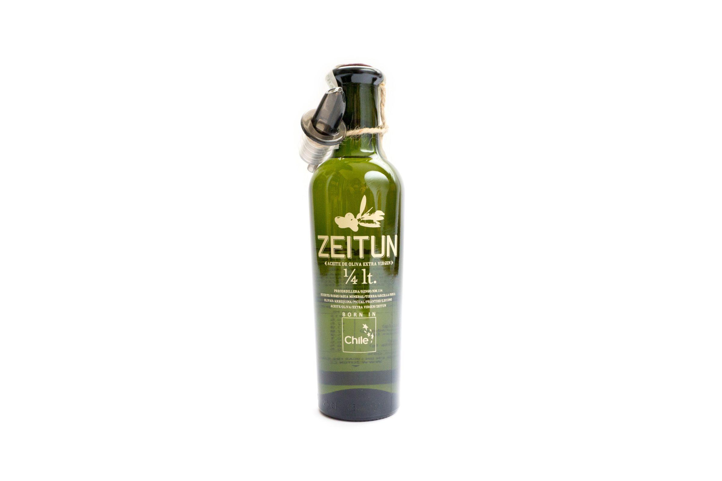 - ACEITE DE OLIVA EXTRA VIRGEN ZEITUN 250 ML -