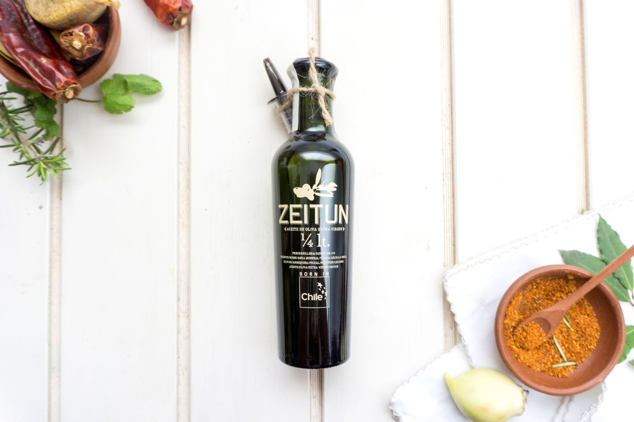 - ACEITE DE OLIVA ZEITUN - EXTRA VIRGEN 250 ML
