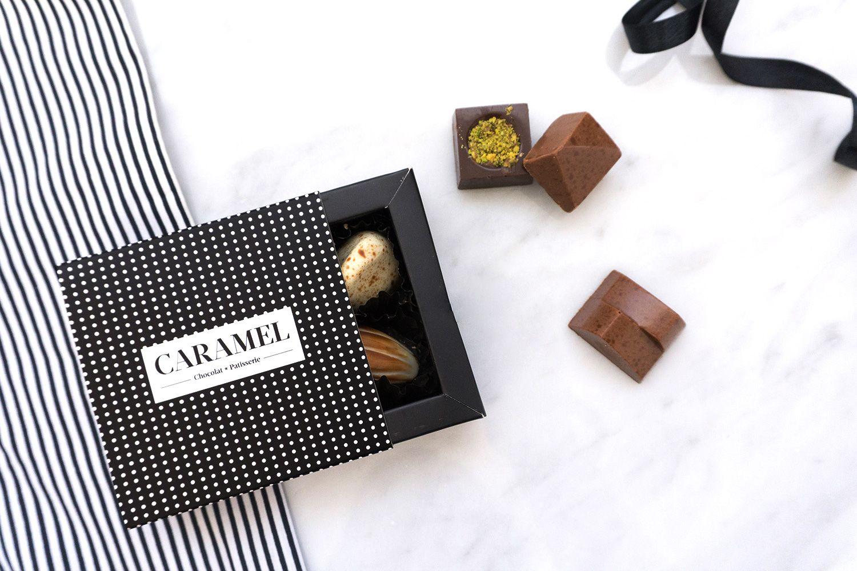 - BOMBONES DE CHOCOLATE -