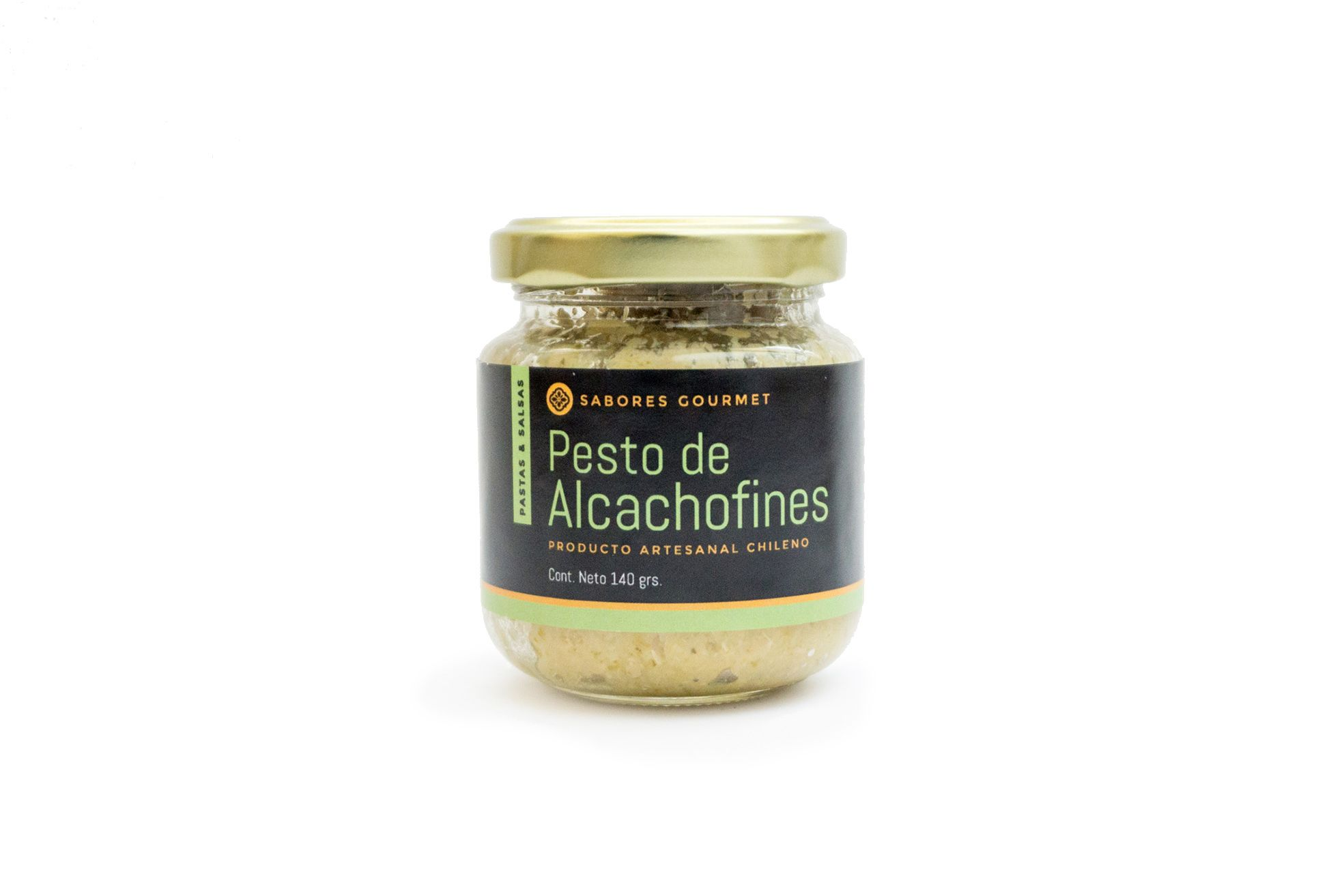 - PESTO DE ALCACHOFINES YCOCINA 140 GRS.-