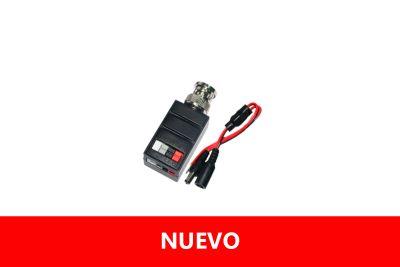 TRANSCEPTOR ACTIVO HD TVI/CVI/AHD 1CH IK-HDA4501T