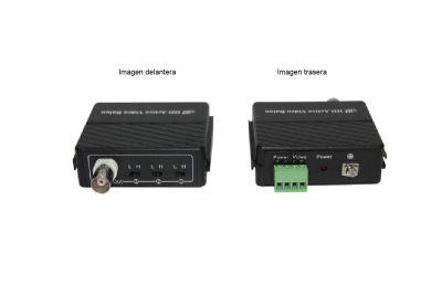 TRANSCEPTOR RECEPTOR 1CH HD ACTIVO IK-HDA4501R