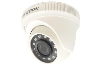 CAMARA DOMO FULL HD 1080P 2.8MM IR 20 METROS INTERIOR DS-2CE56D0T-IPF