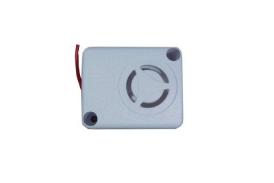 BUZZER INTERIOR 12VDC COLOR BLANCO IK-40P