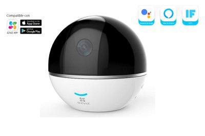 DOMO IP PT 360º FULL HD AUDIO WIFI C6TC