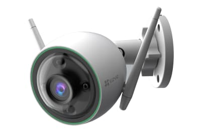 CAMARA IP 1080P WIFI C/AUDIO LENTE 2.8MM COLORVU IP67 C3N