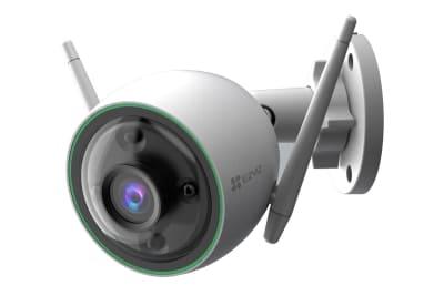 CAMARA IP 1080P WIFI C/AUDIO LENTE 2.8MM COLORVU IP67 C3N