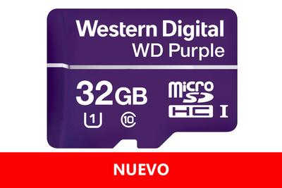 TARJETA MICRO SD 32GB WDD032G1P0A