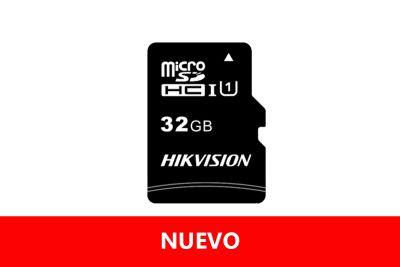 TARJETA MICRO SD 32 GB HS-TF-C1/32G