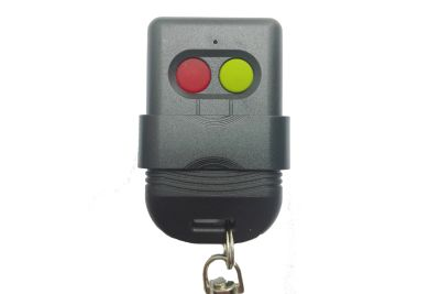 CONTROL REMOTO 2 CANALES ON-OFF/ MOMENTANEO 433MHZ VV-T2