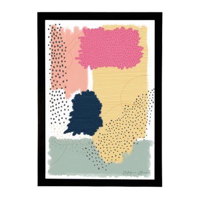 Abstracto y Pintas I