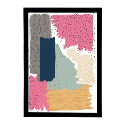 Abstracto y Pintas II