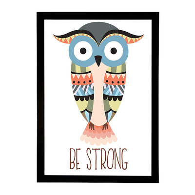 Buho Be Strong
