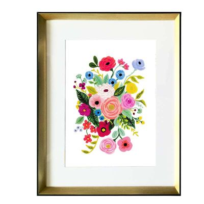 Ramo de Flores en Colores