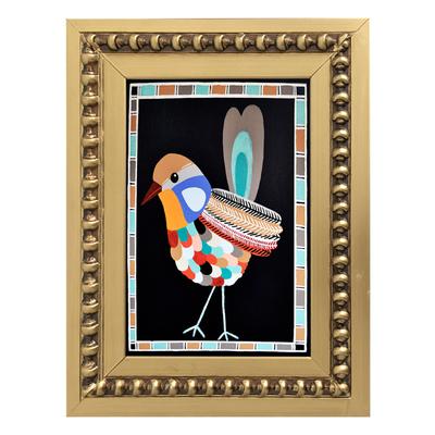 Mini Pajarito Multicolor