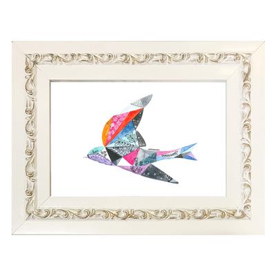 Colección Pájaro Geométrico