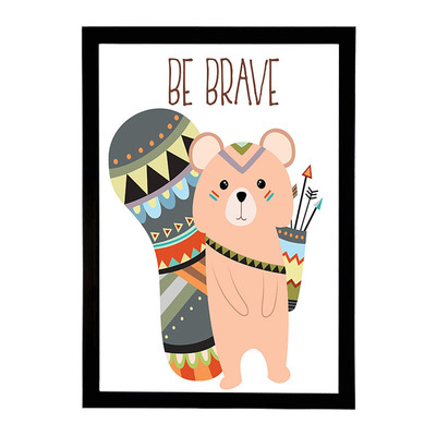 Oso Be Brave