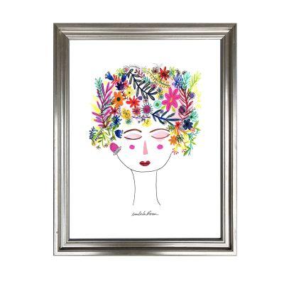 Sombrero de Flores1