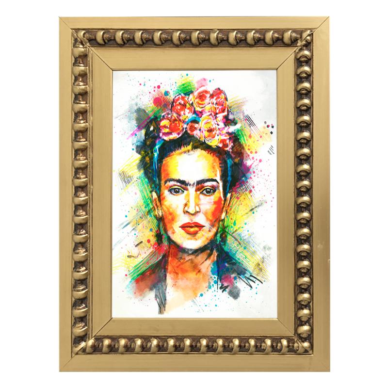 Mini Frida Kahlo Colores