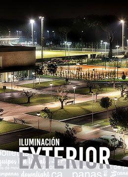 Luminarias públicas