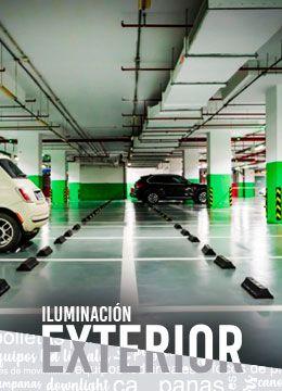 Iluminación exterior - Proyectores LED