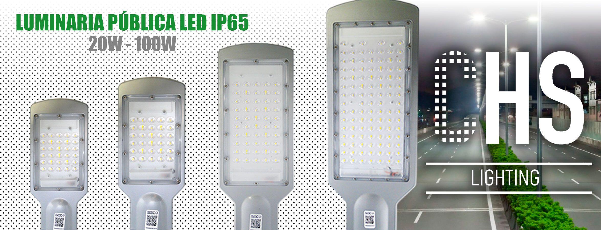 Luminaria Pública LED CHS