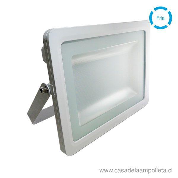 PROYECTOR LED PLANO 150W BLANCO - BLANCO FRIO (6500K)