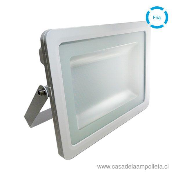 PROYECTOR LED PLANO 200W - BLANCO FRIO (6500K)