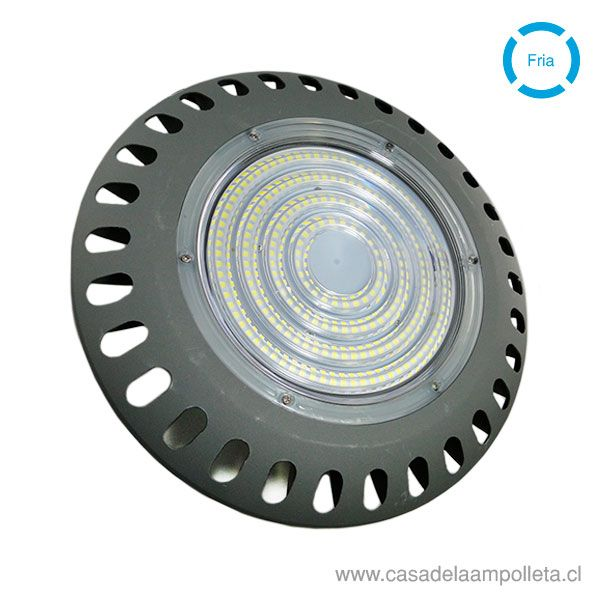 CAMPANA LED UFO 100W - BLANCO FRÍO (6500K)