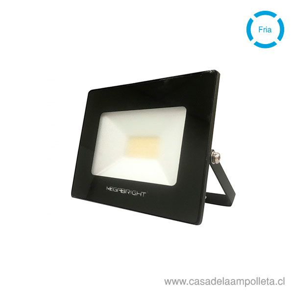 PROYECTOR LED PLANO 20W TELCO FLAT PRO - BLANCO FRÍO (6500K)