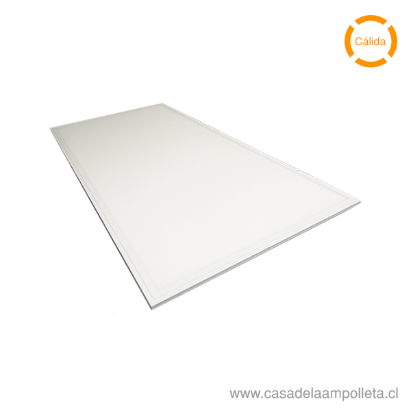 PANEL LED 120X15 EMBUTIDO 28W - BLANCO CÁLIDO (2700K)