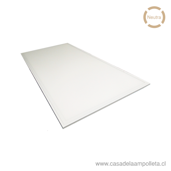 PANEL LED 120X15 EMBUTIDO 28W - BLANCO NEUTRO (4500K)