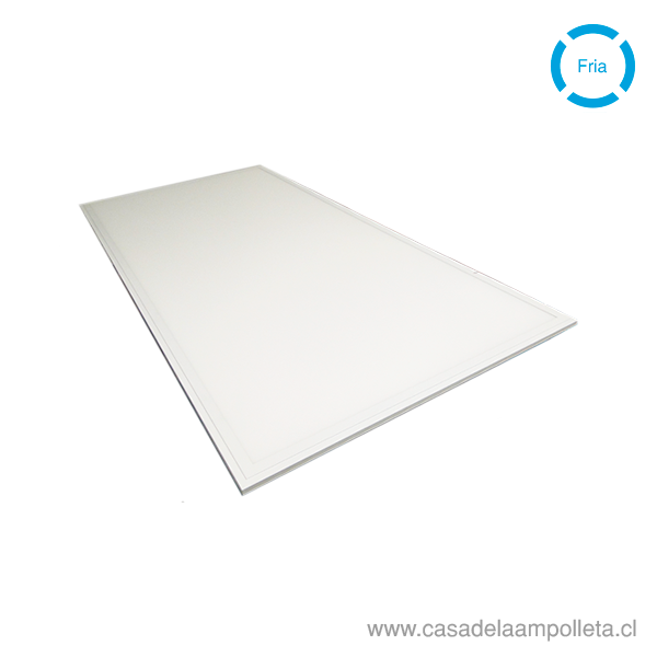 PANEL LED 120X15 EMBUTIDO 28W - BLANCO FRÍO (6500K)