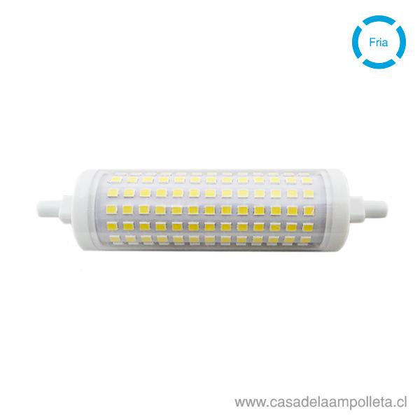 AMPOLLETA LED R7S 15W 118MM - BLANCO FRÍO (6000K)