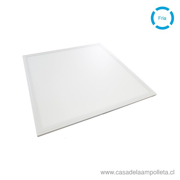 PANEL LED 60X60CM EMBUTIDO 40W - BLANCO FRÍO (6500K)