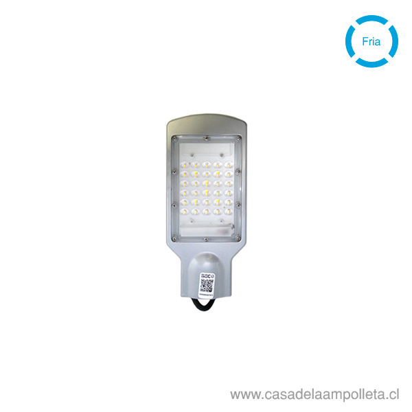 LUMINARIA PÚBLICA LED IP65 20W