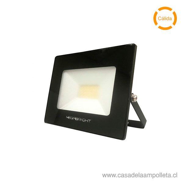 PROYECTOR LED PLANO 20W TELCO FLAT PRO - BLANCO CÁLIDO (3000K)