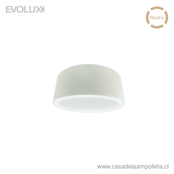 PANEL LED WSLITE S SLIM 6W 120MM BLANCO IP54 - BLANCO NEUTRO (4000K)