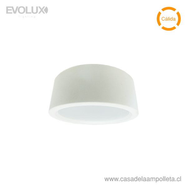 PANEL LED WSLITE S SLIM 18W 190MM BLANCO IP54 - BLANCO CÁLIDO (3000K)