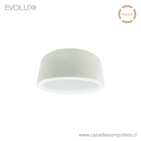 PANEL LED WSLITE S SLIM 22W 190MM BLANCO IP54 - BLANCO NEUTRO (4000K)