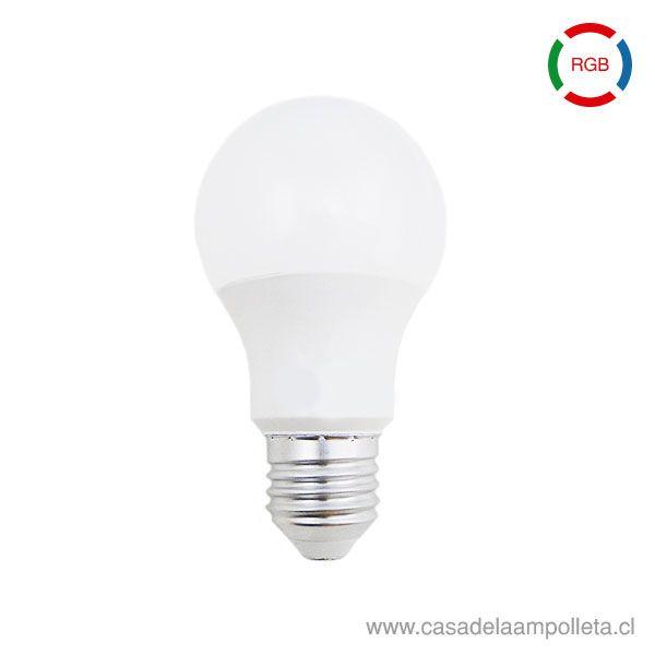 AMPOLLETA LED SMART BRIGHT A60 WIFI 10W - RGB