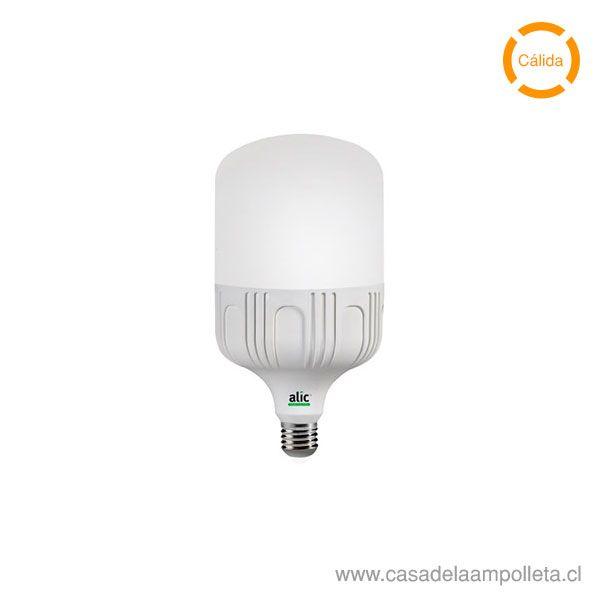 AMPOLLETA LED ALTA POTENCIA 18W - BLANCO CÁLIDO (2800K)