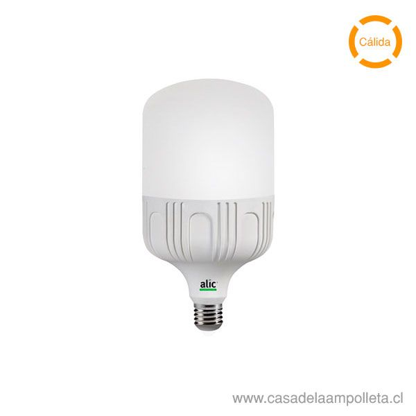 AMPOLLETA LED ALTA POTENCIA 28W - BLANCO CÁLIDO (2800K)